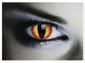 Lente diaria Dragon Eyes